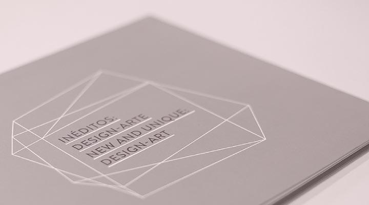 Exposição - Inéditos: Design-arte