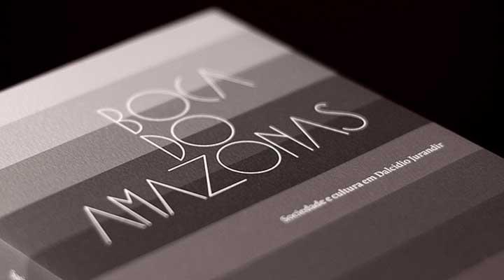 Livro Boca do Amazonas